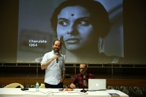 10 - Lee Kline and Ryan Hullings (The Criterion Collection) presenting 'The Apu Trilogy Restoration Process'