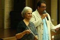 23 - Waheeda Rehman &,Shivendra Singh Dungarpur giving out FIAF certification to FPRSI Students