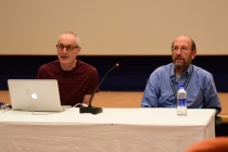 11- Mr. Richard Wright & Mr. David Walsh at the PRESERVATION OF DIGITAL ASSETS session