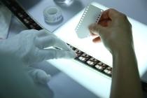 27 - FILM HANDLING & REPAIR practical class