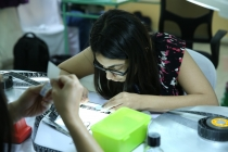 35 - FILM HANDLING & REPAIR practical class