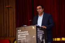 42 - Mr. Shivendra Singh Dungarpur speaking at the FPRWI 2016 Closing ceremony