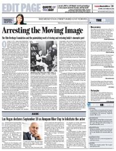Mumbai Mirror - 13-09-2015