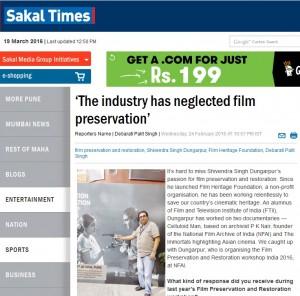 Sakal Times - 24-02-2016