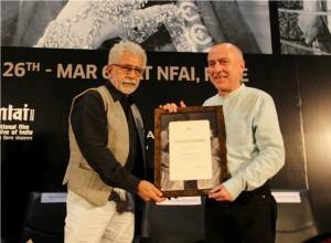 Naseerudin Shah & Paolo Cherchi Usai - 09-04-2016