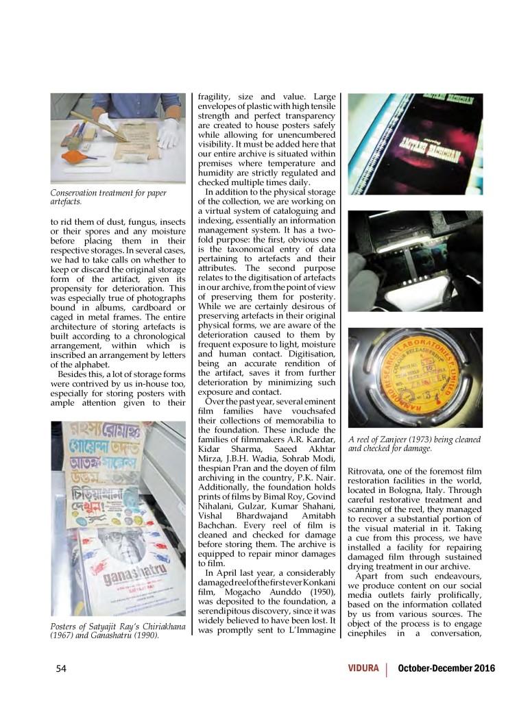 Vidura - OCTDEC 2016 - Page 2