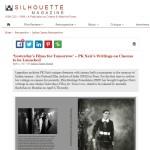 Silhouette Magazine Article