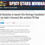 Spicystars Mumbai article
