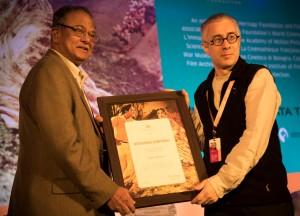 FHF Awards - The Outstanding Achievement Award - Reto Kromer