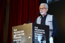 6 - Mr. Naseeruddin Shah speaking at the FPRWI 2016 Opening Ceremony