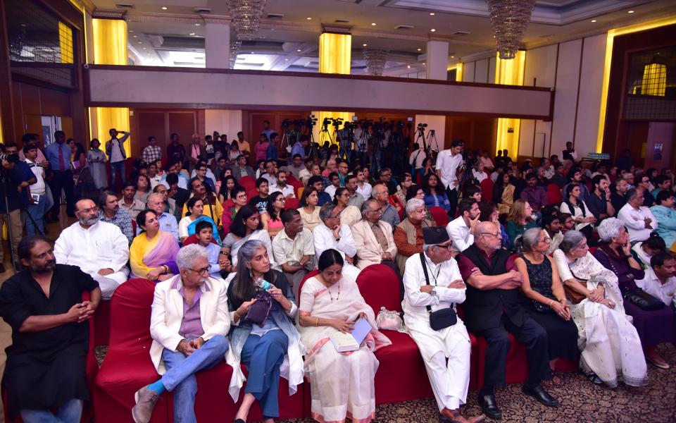 PK Nair Book Launch Photos – 6